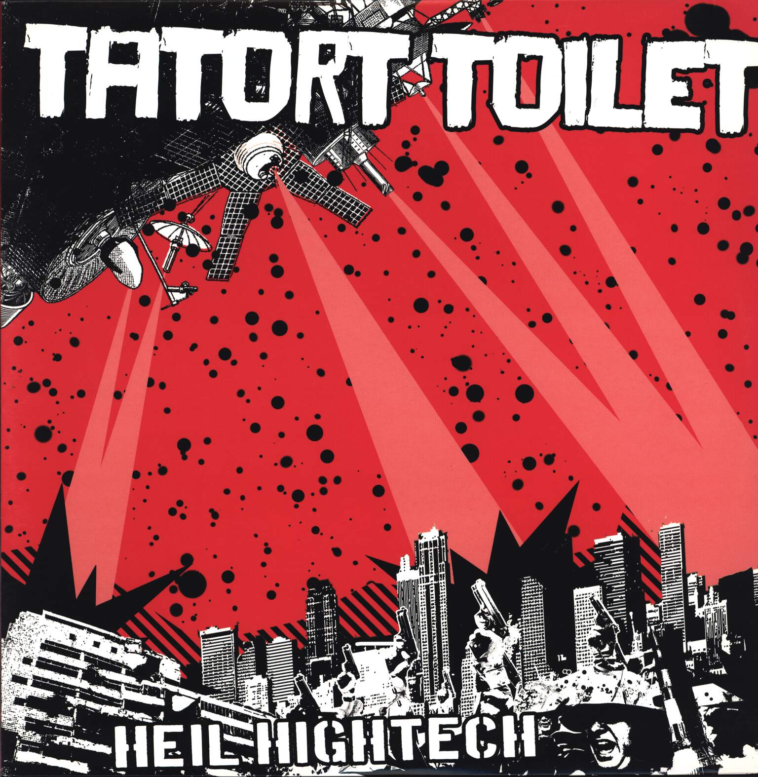 Tatort Toilet: Heil Hightech, LP (Vinyl)