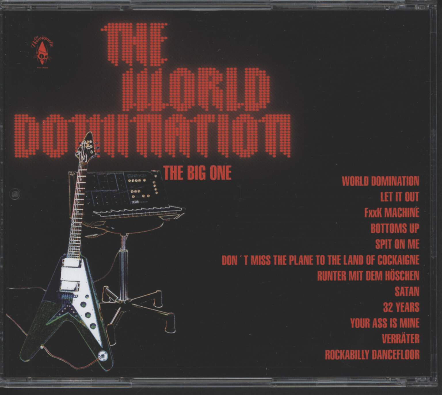 World Domination: The Big One, CD