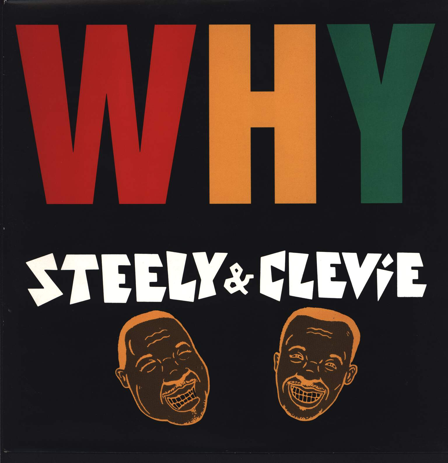 "Steely & Clevie: Why, 12"" Maxi Single (Vinyl)"