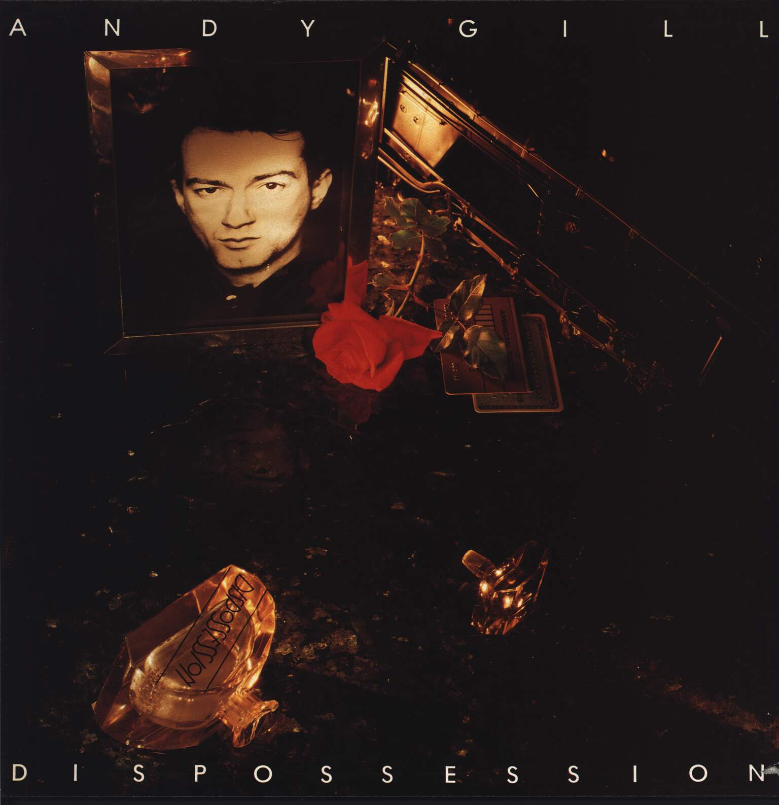 "Andy Gill: Dispossession, 12"" Maxi Single (Vinyl)"