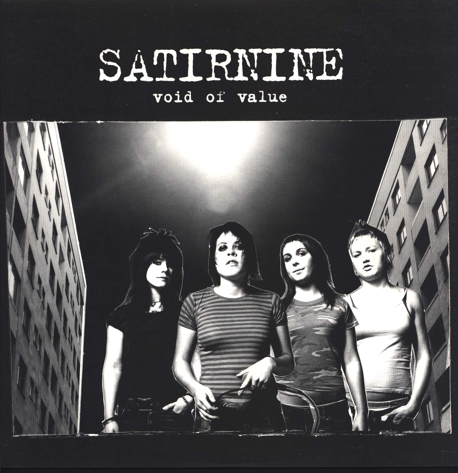 Satirnine: Void Of Value, LP (Vinyl)
