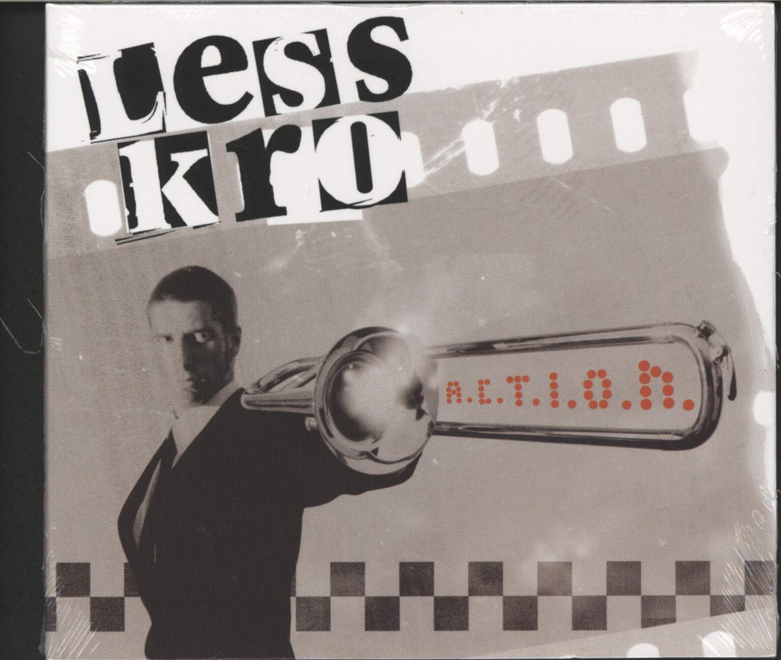 Less Kro: A.C.T.I.O.N., CD