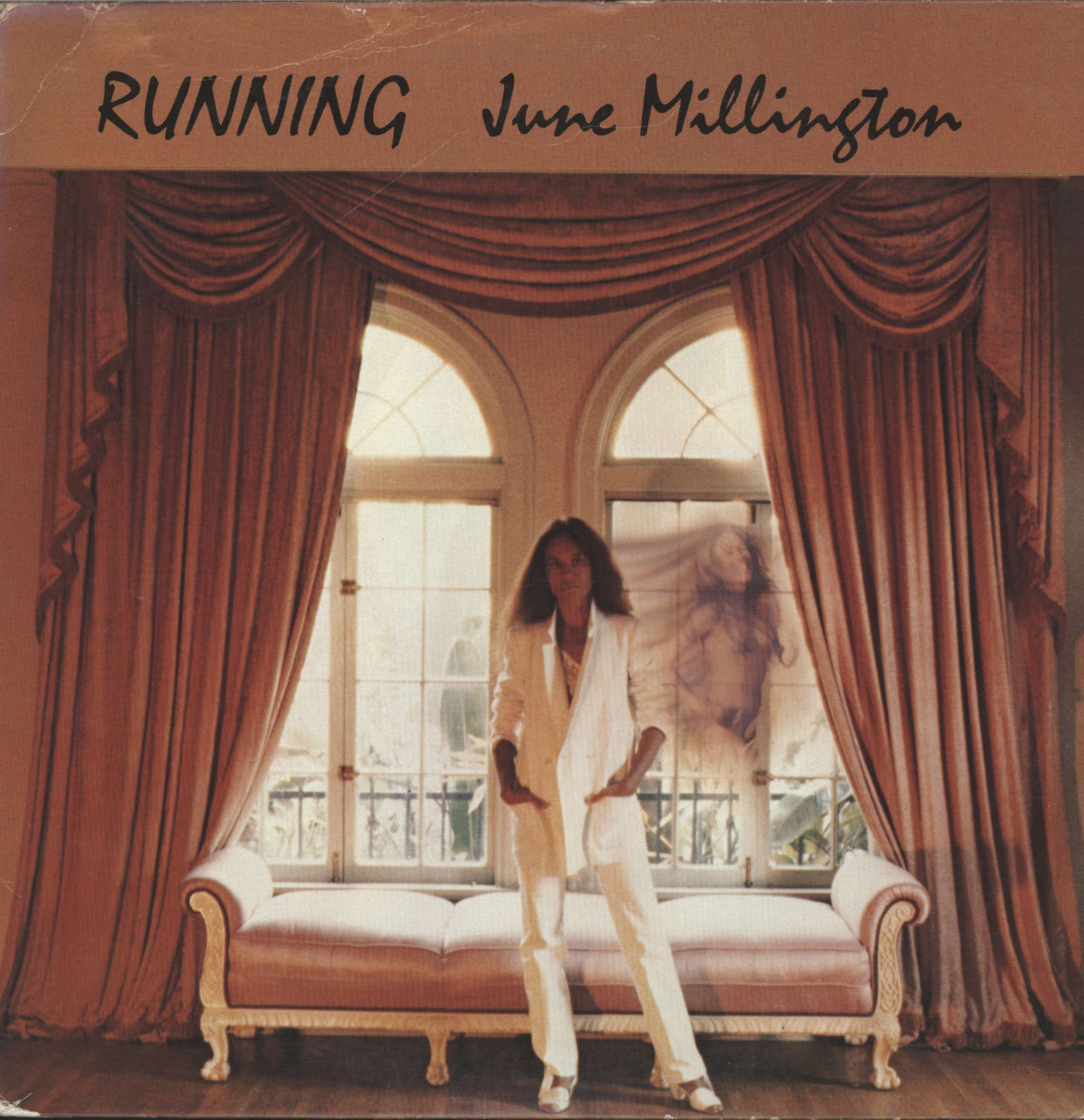 June Millington: Running, LP (Vinyl)