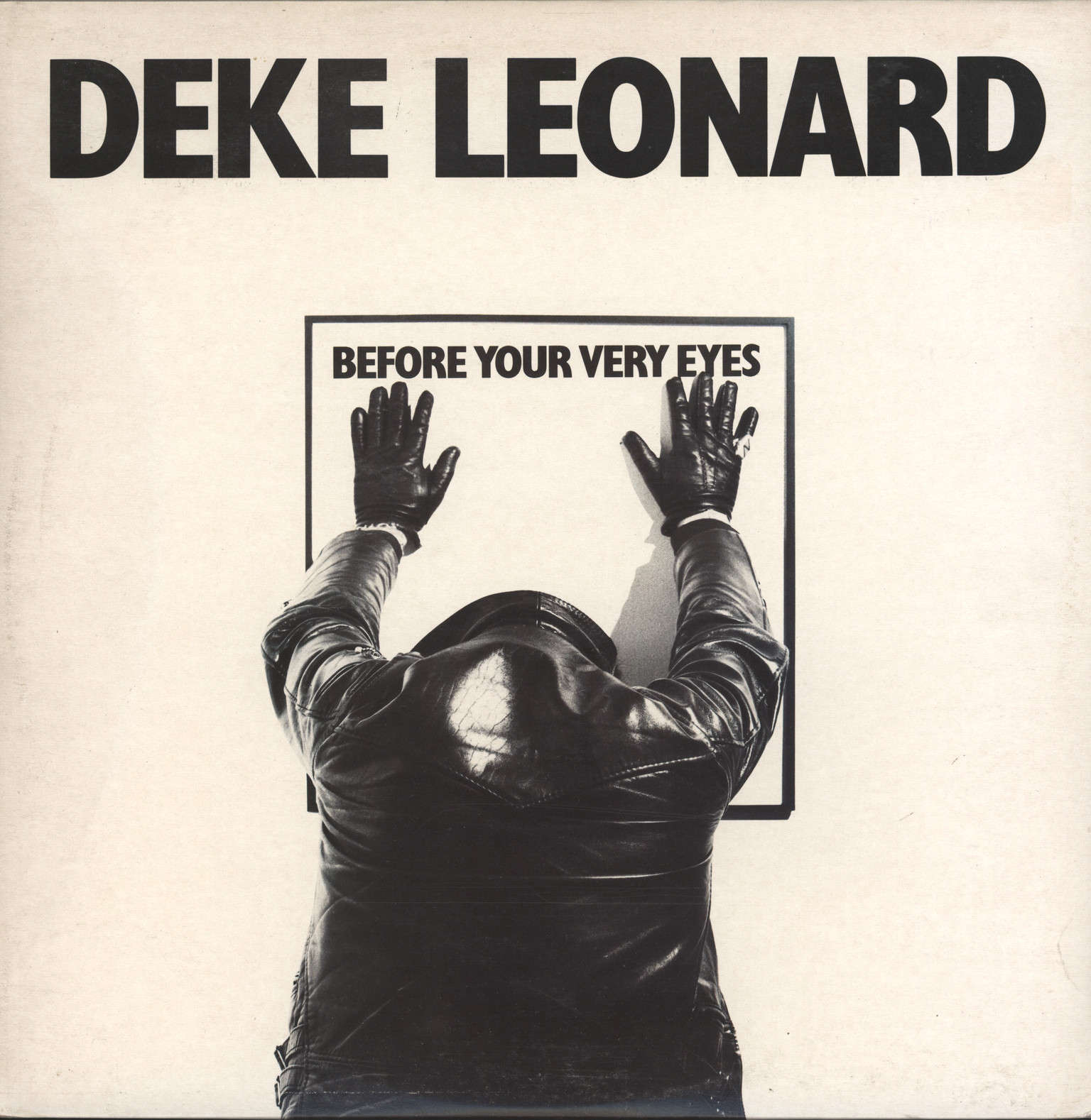 Deke Leonard: Before Your Very Eyes, LP (Vinyl)