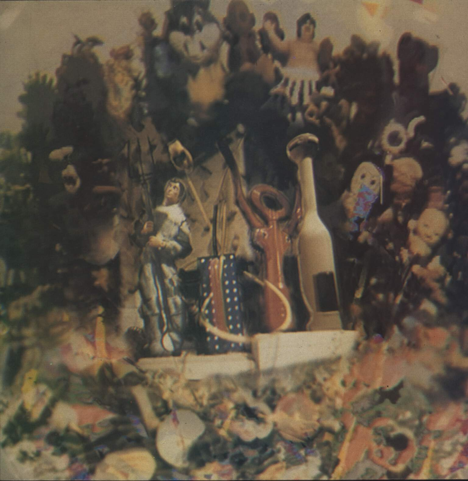 Various: Sgt. Pepper Knew My Father, LP (Vinyl)