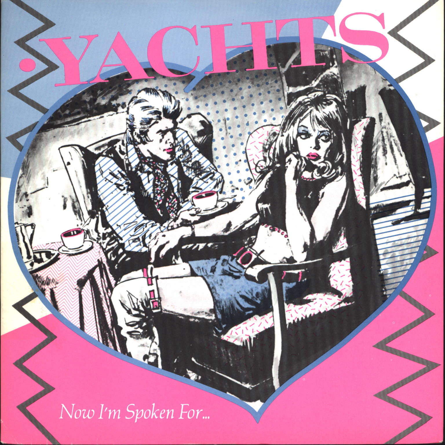"Yachts: Now I'm Spoken For..., 7"" Single (Vinyl)"