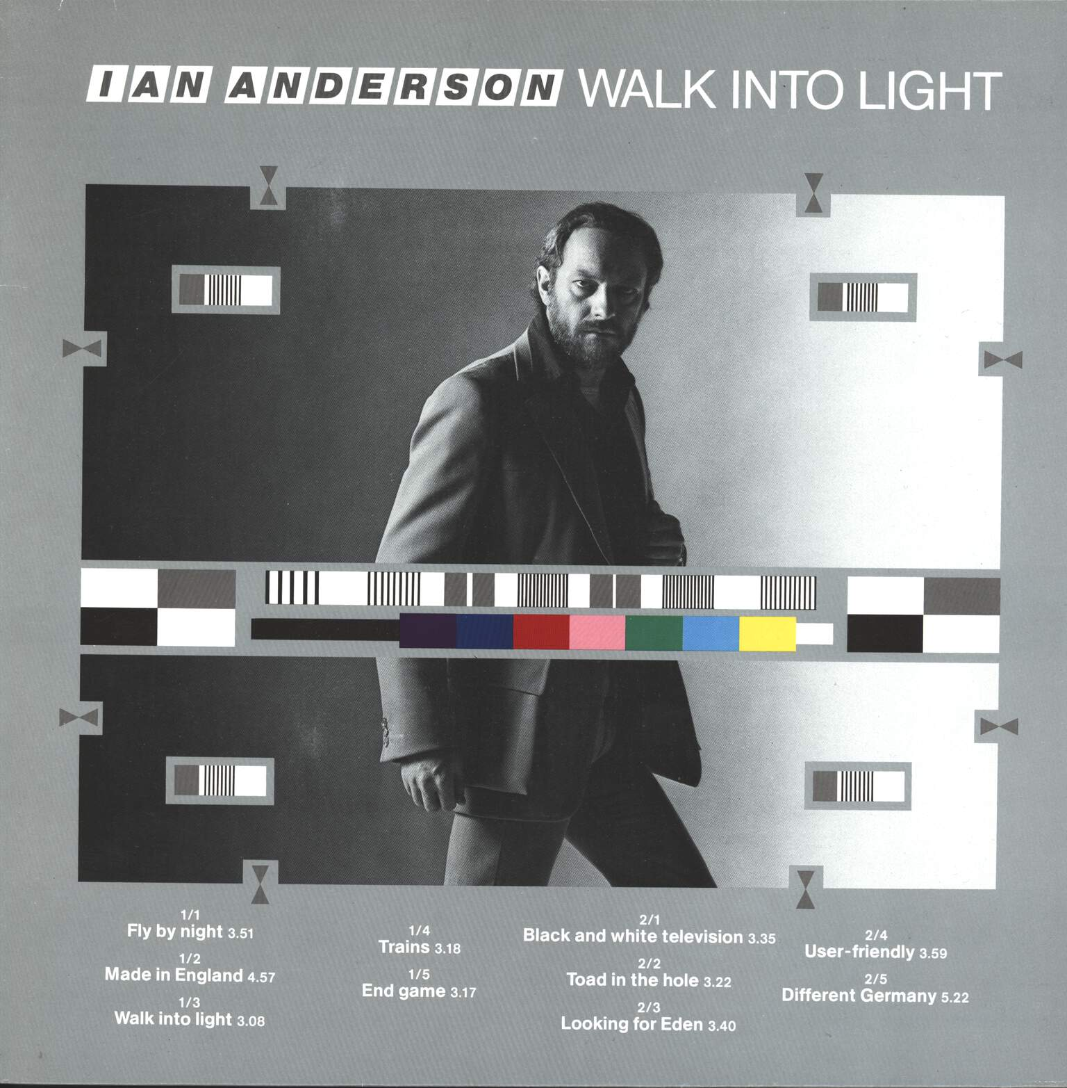Ian Anderson: Walk Into Light, LP (Vinyl)