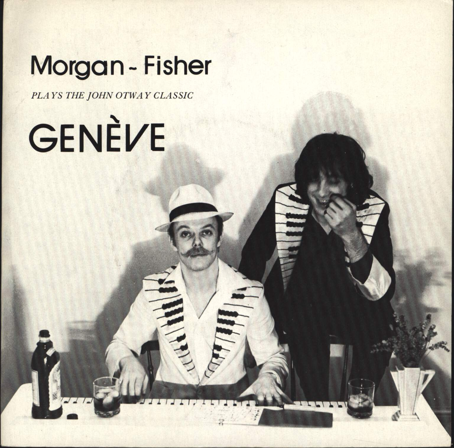 "Morgan Fisher: Genève, 7"" Single (Vinyl)"