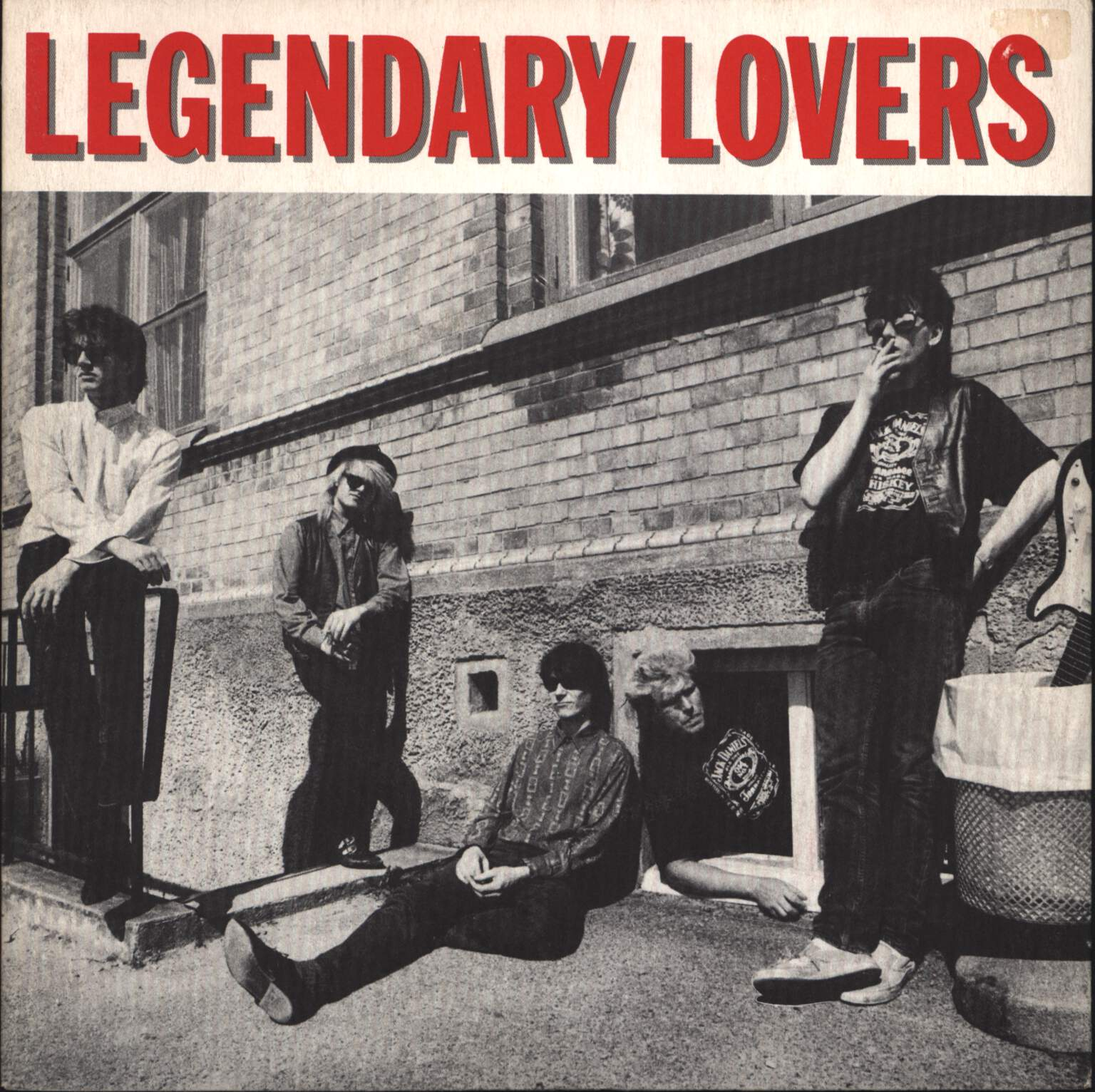 "Legendary Lovers: King Of The World, 7"" Single (Vinyl)"
