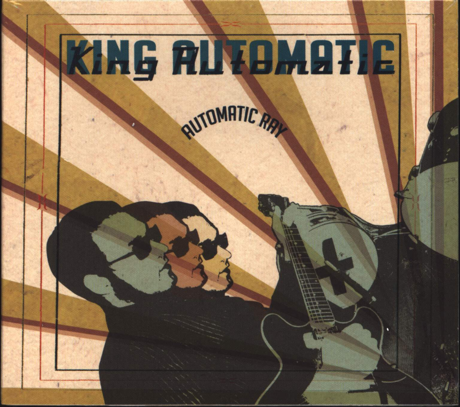 King Automatic: Automatic Ray, CD