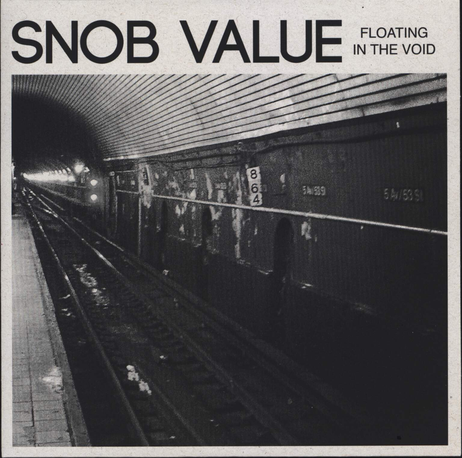 "Snob Value: Floating In The Void, 7"" Single (Vinyl)"