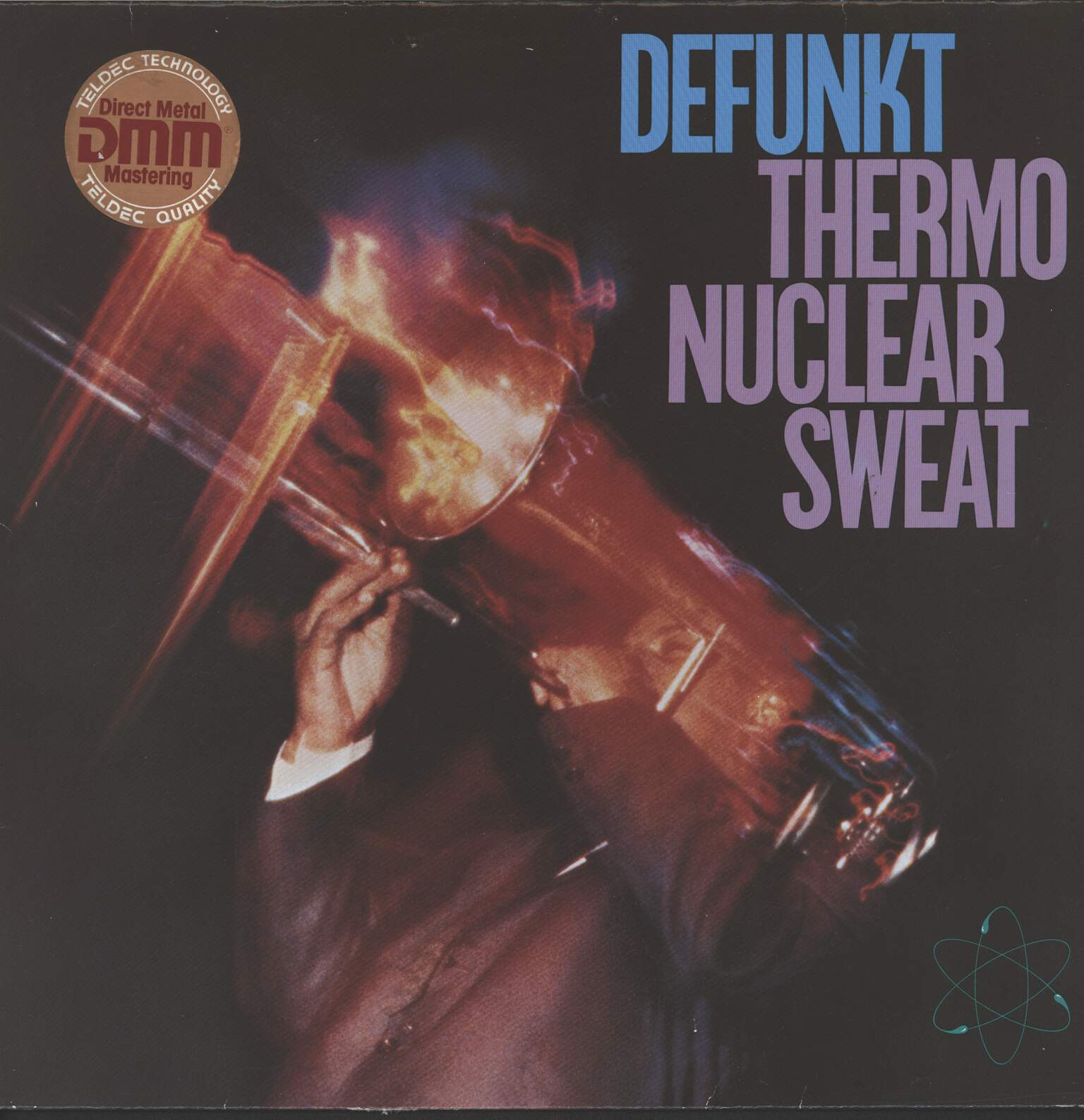 Defunkt: Thermonuclear Sweat, LP (Vinyl)