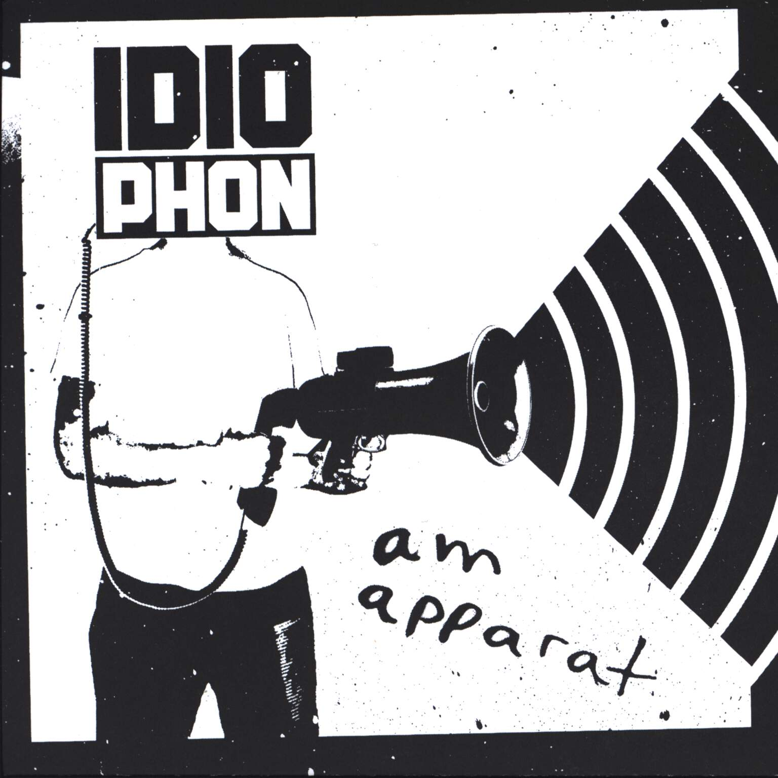 "Idiophon: Am Apparat, 7"" Single (Vinyl)"