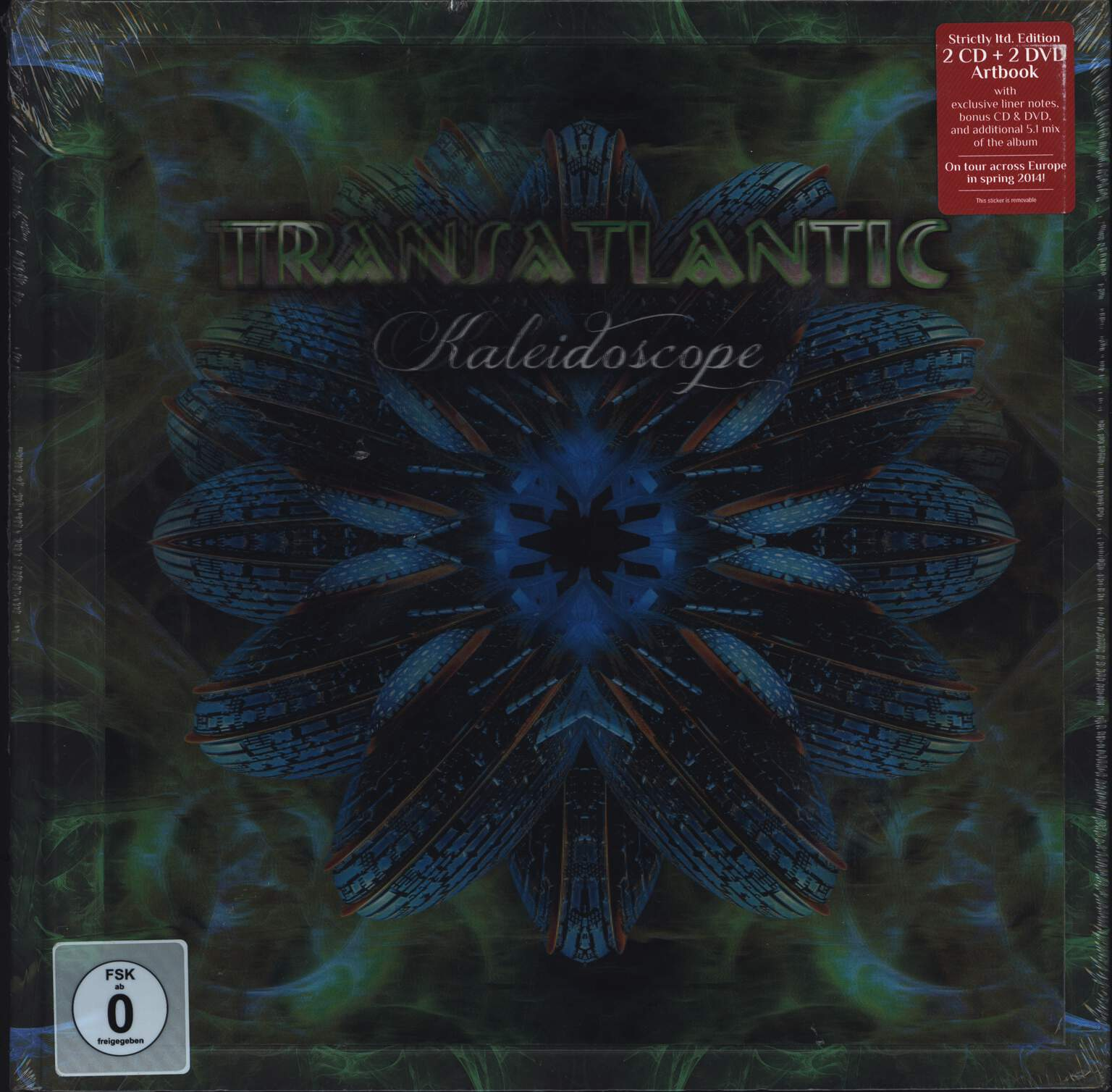 TransAtlantic: Kaleidoscope (Limited Deluxe Artbook), CD