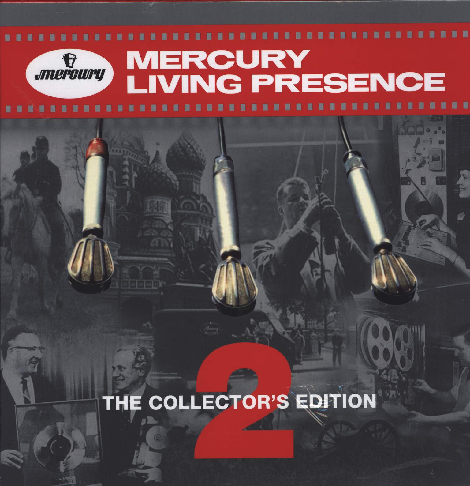Various: Mercury Living Presence - The Collector's Edition #2, LP (Vinyl)