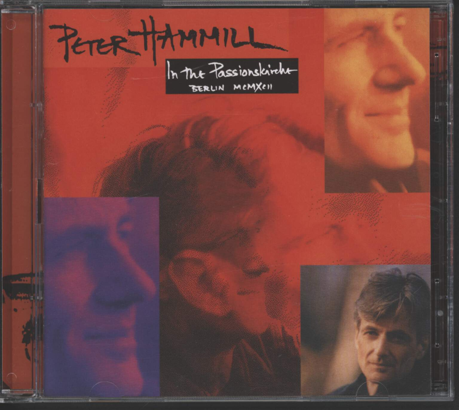 Peter Hammill: In The Passionskirche - Berlin MCMXCII, CD