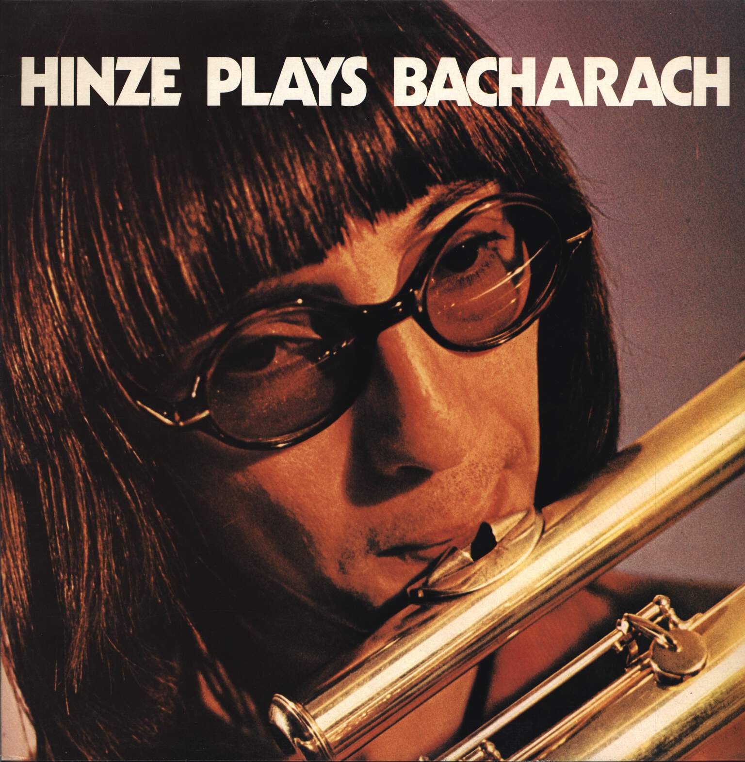 Chris Hinze: Hinze Plays Bacharach, LP (Vinyl)