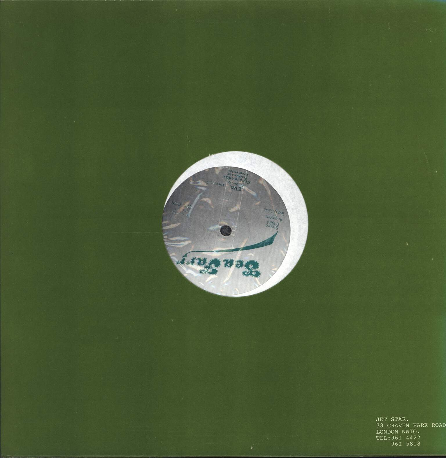 "Crescendos: Eva, 12"" Maxi Single (Vinyl)"