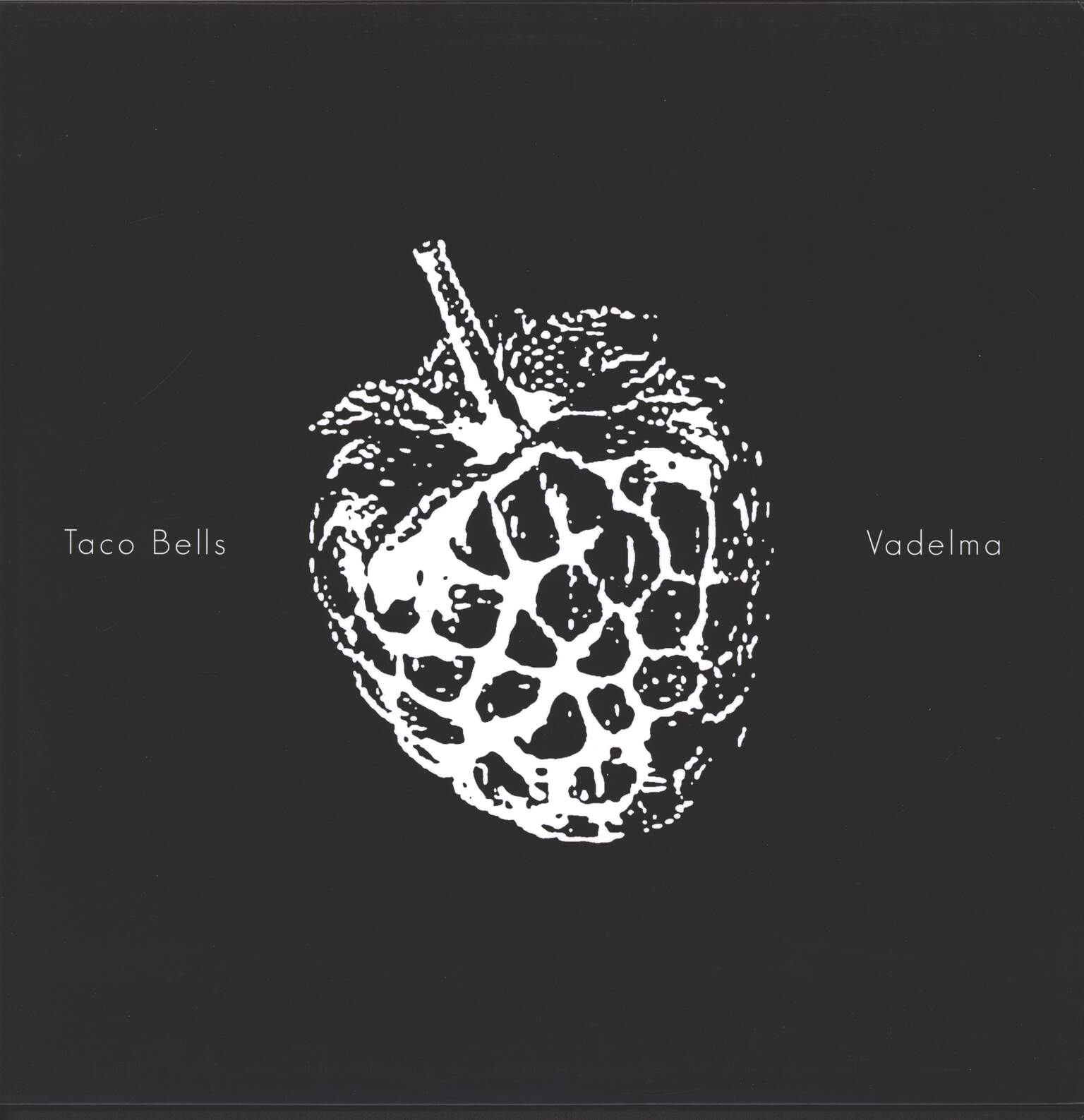 Taco Bells: Vadelma/Hawaii, LP (Vinyl)