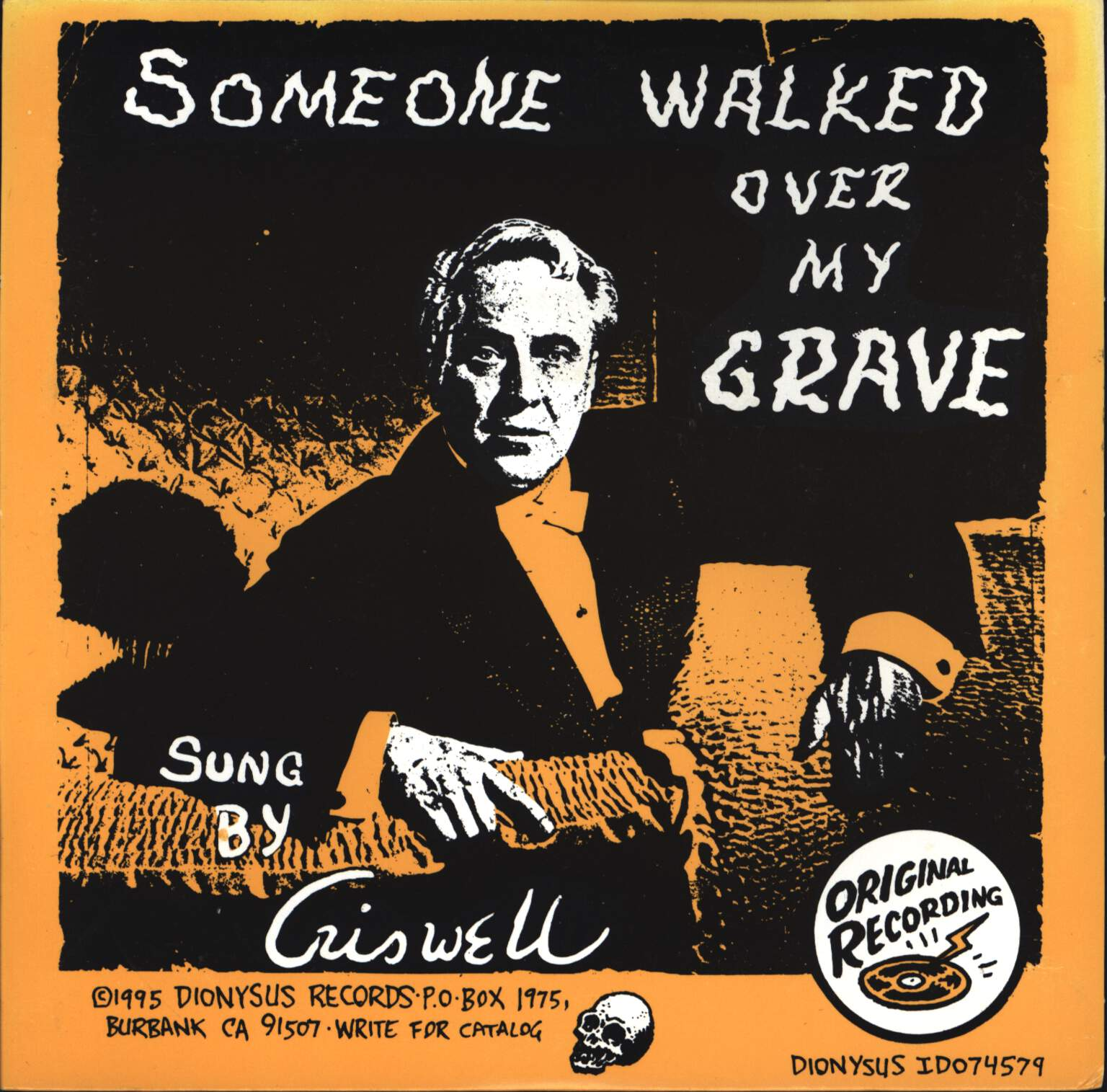 "Kelton The Cop: Home On The Strange / Someone Walked Over My Grave, 7"" Single (Vinyl)"