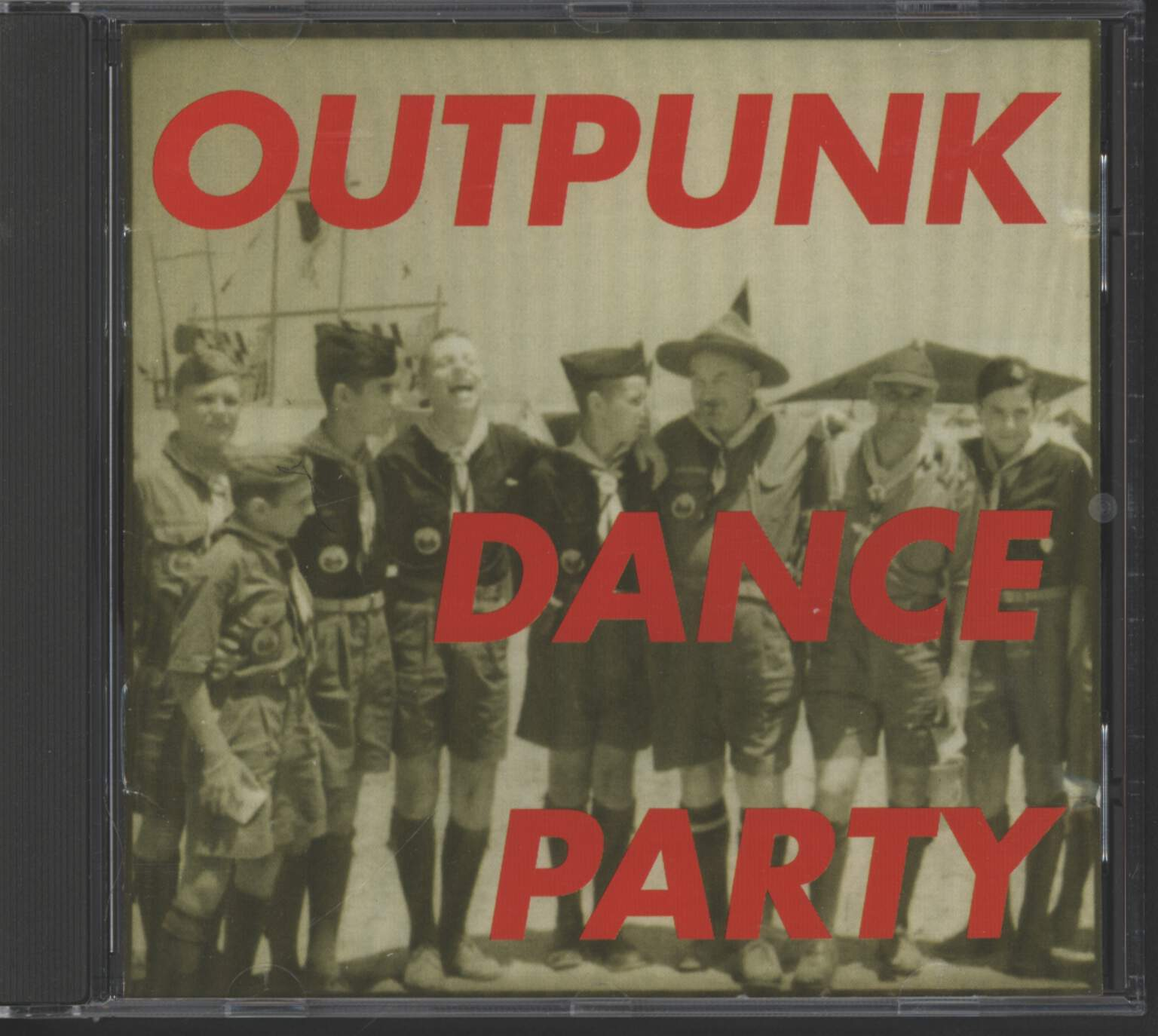 Various: Outpunk Dance Party, CD