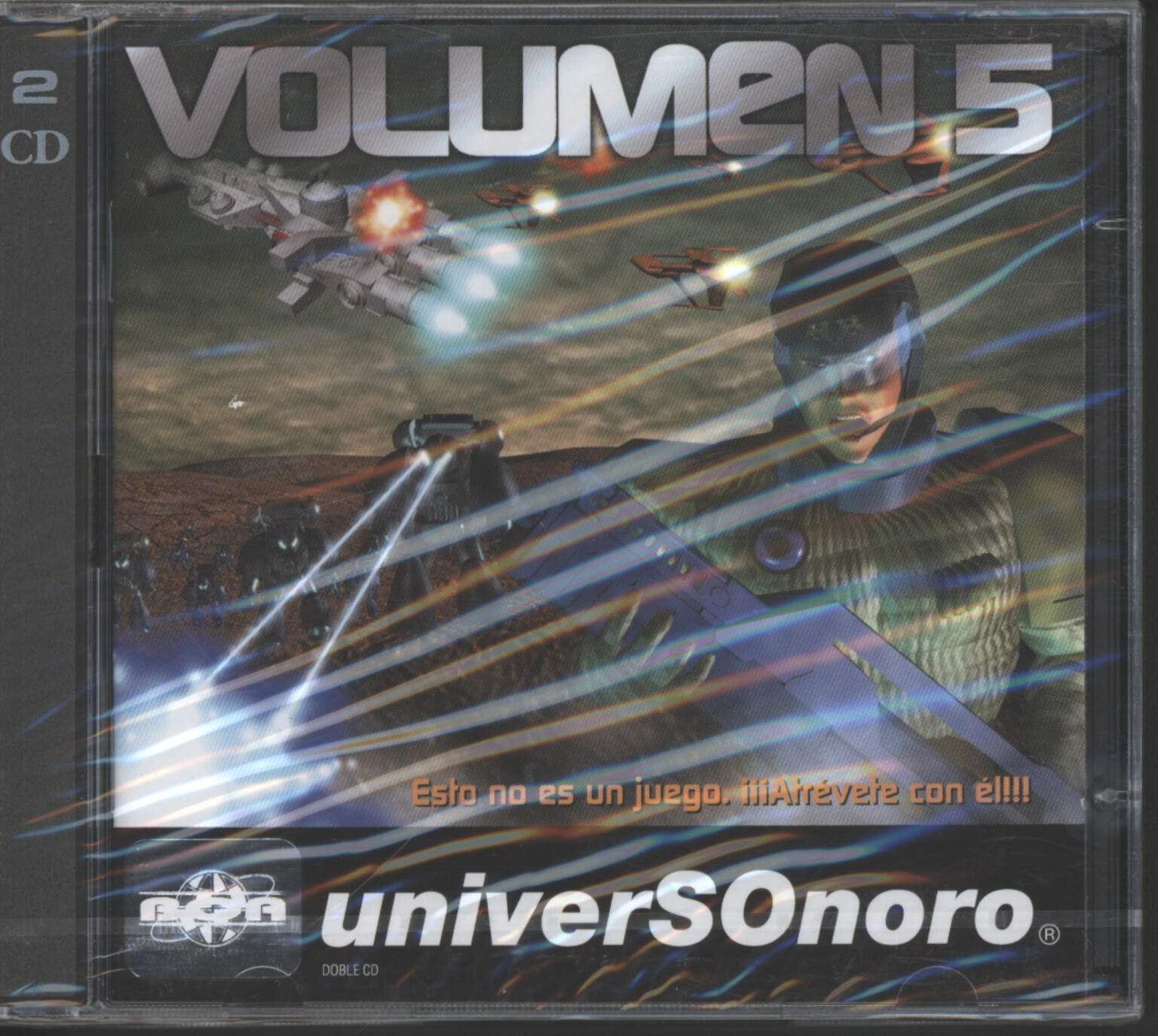 Various: UniverSOnoro Volumen 5, CD