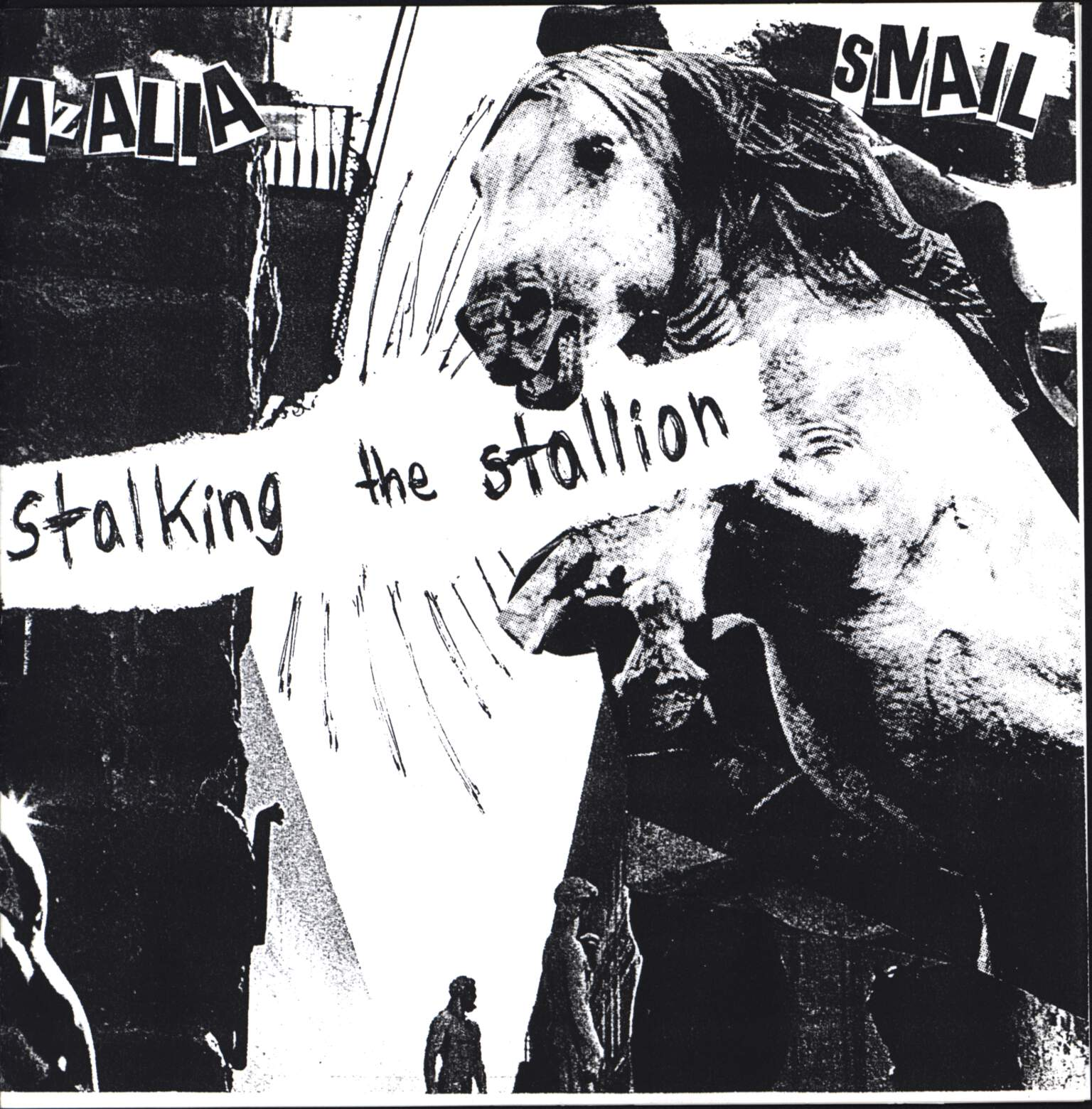 "Azalia Snail: Stalking The Stallion, 7"" Single (Vinyl)"