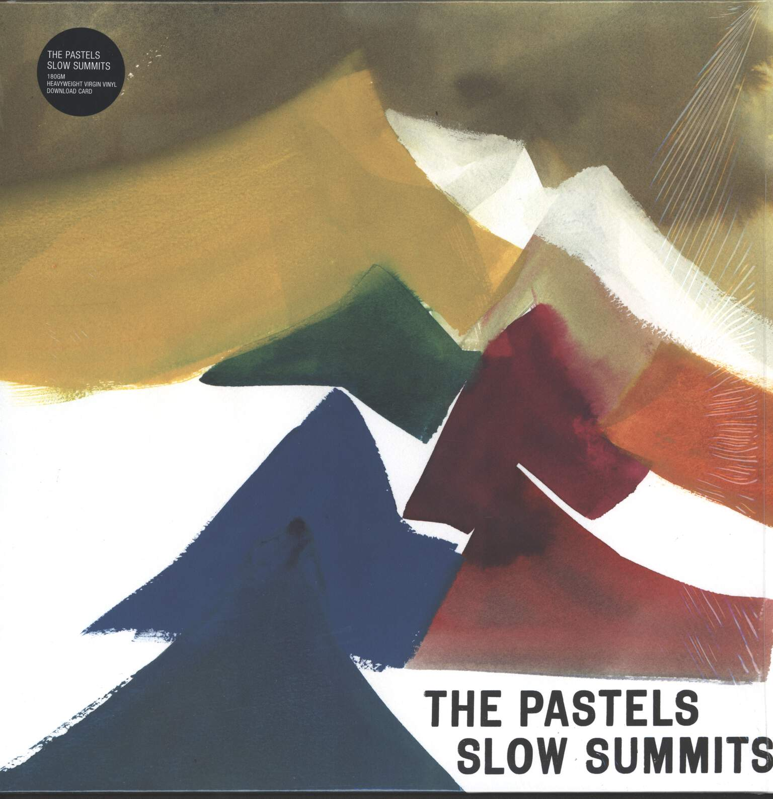 Pastels: Slow Summits, LP (Vinyl)
