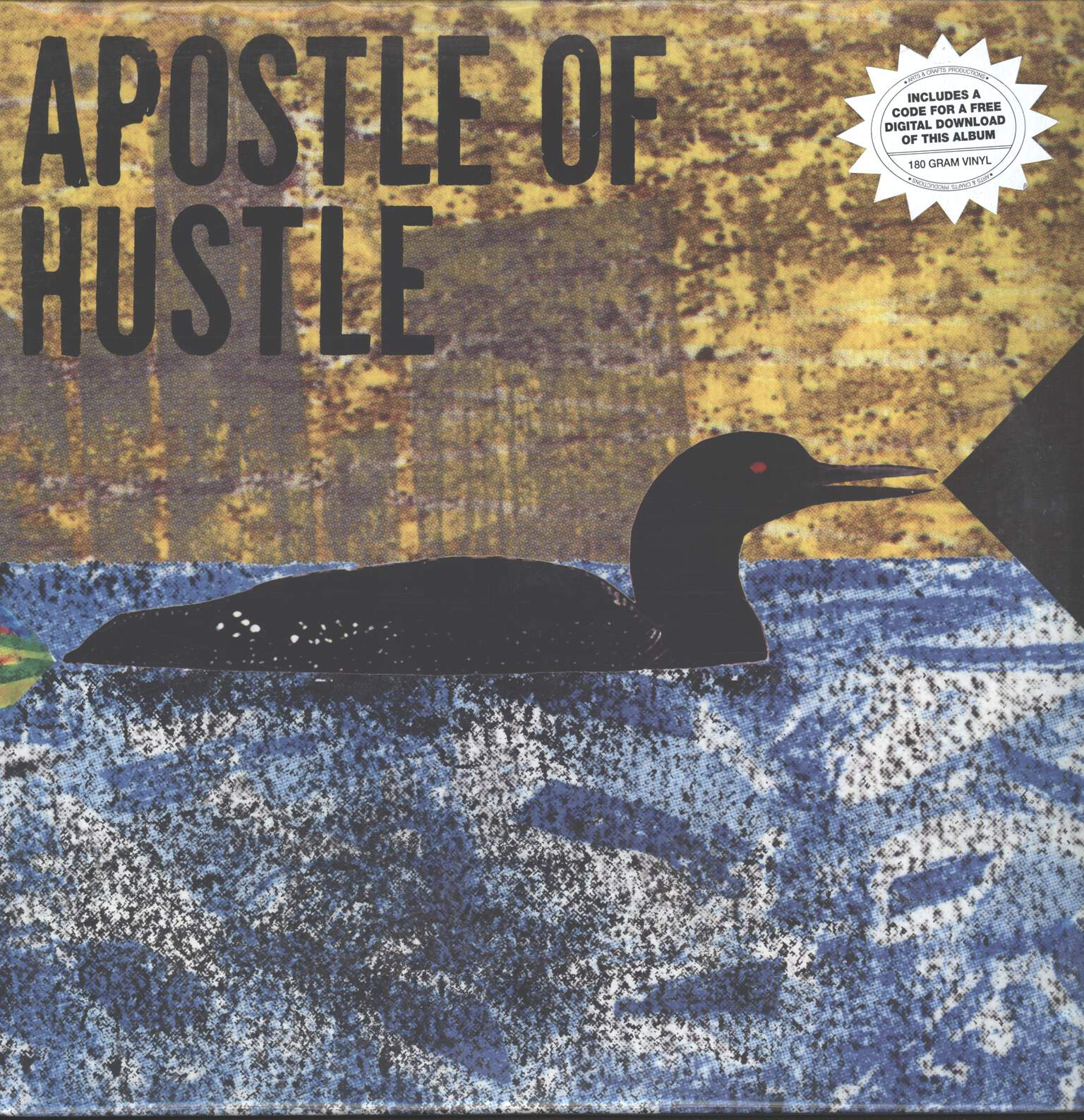 Apostle Of Hustle: Eats Darkness, LP (Vinyl)