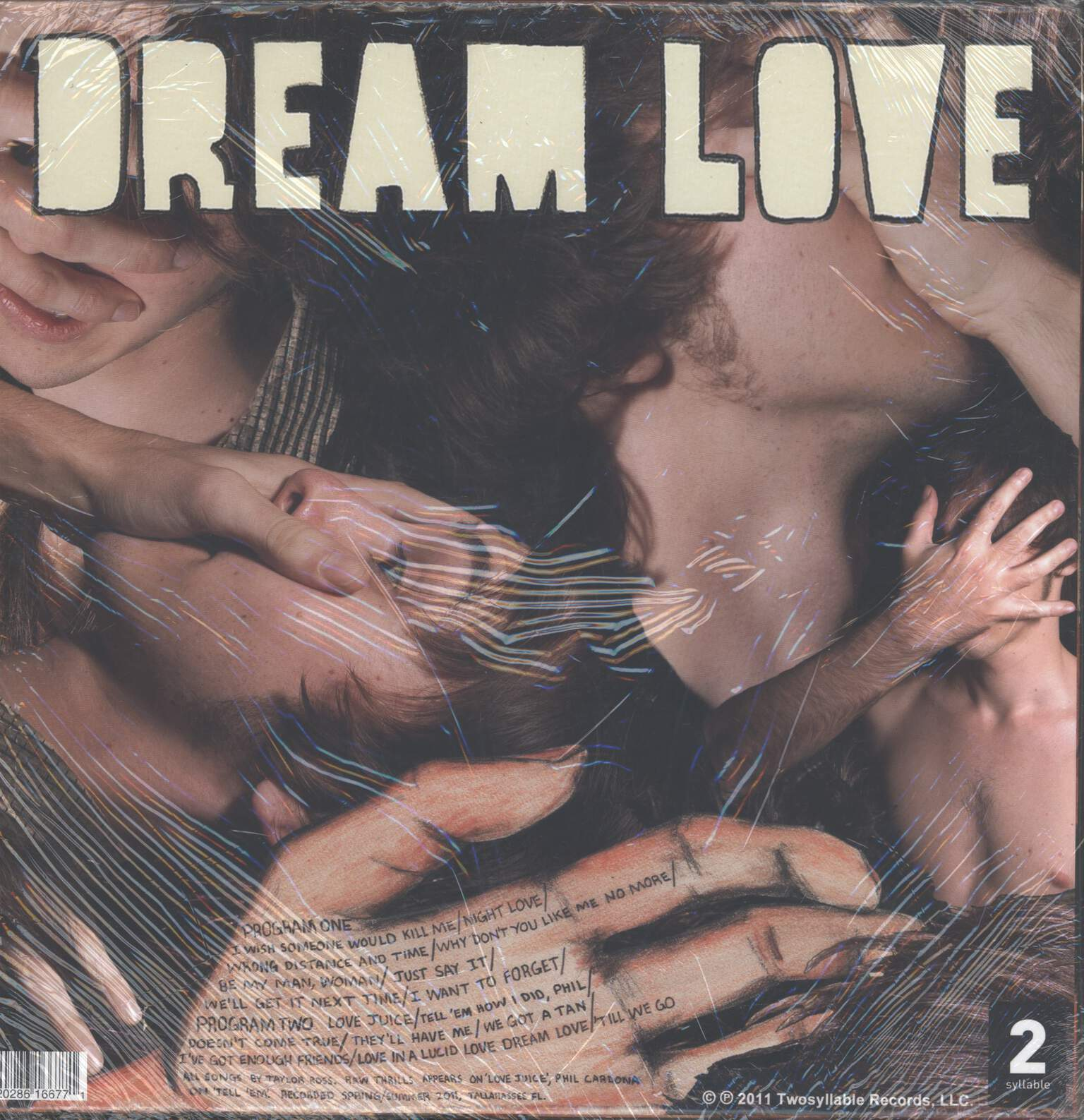Dream Love: Dream Love, LP (Vinyl)