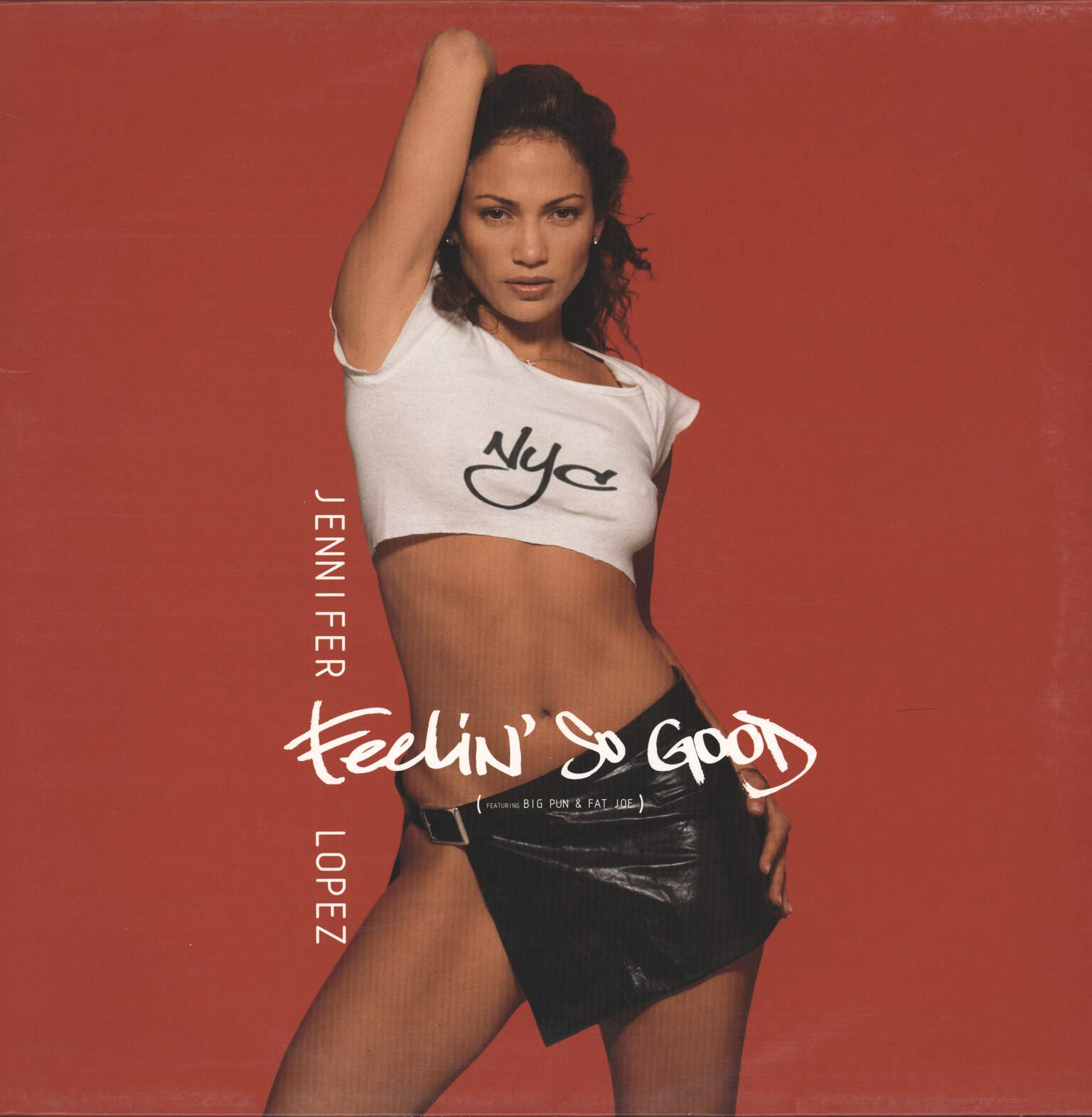 "Jennifer Lopez: Feelin' So Good, 12"" Maxi Single (Vinyl)"