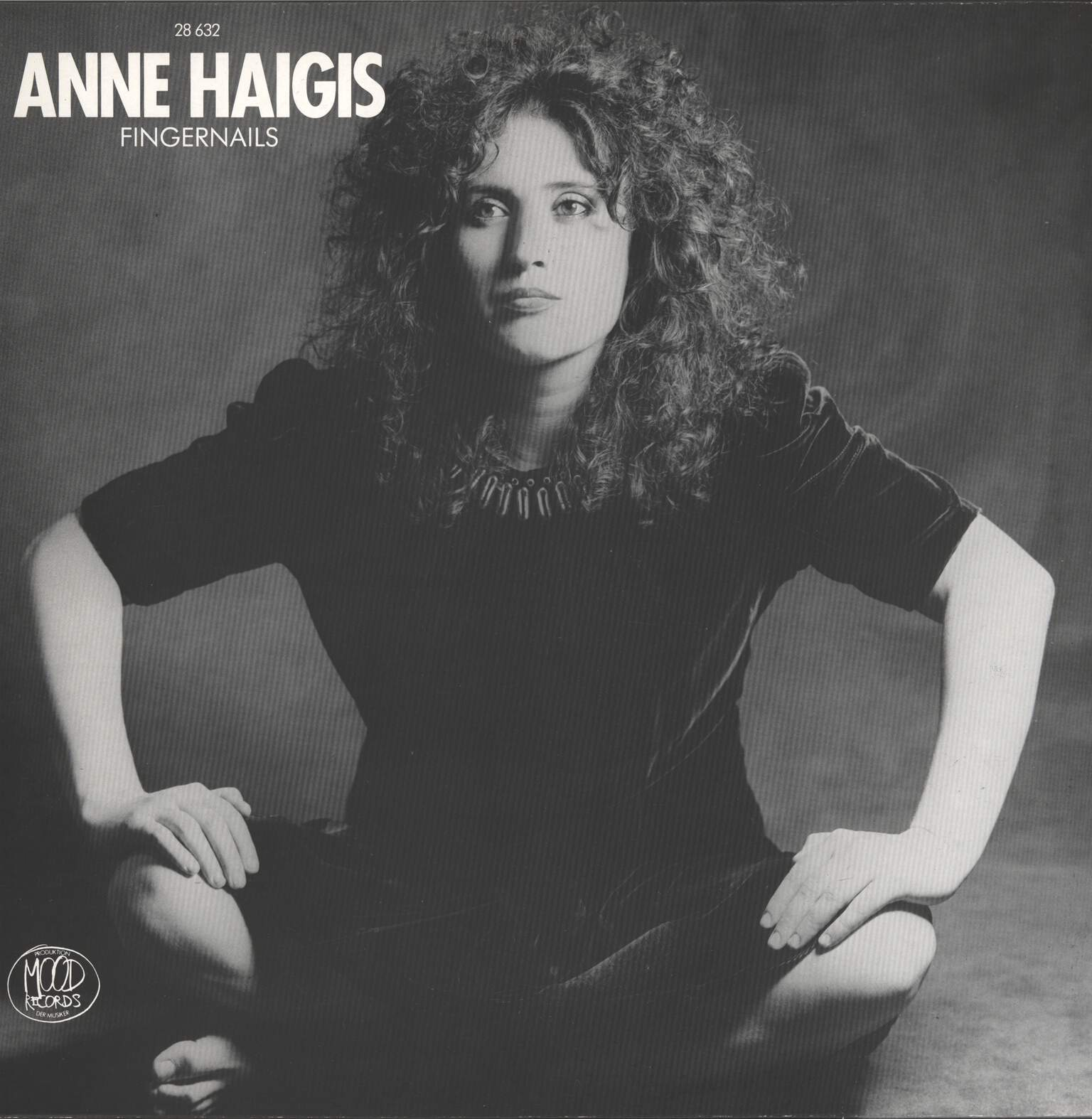 Anne Haigis: Fingernails, LP (Vinyl)