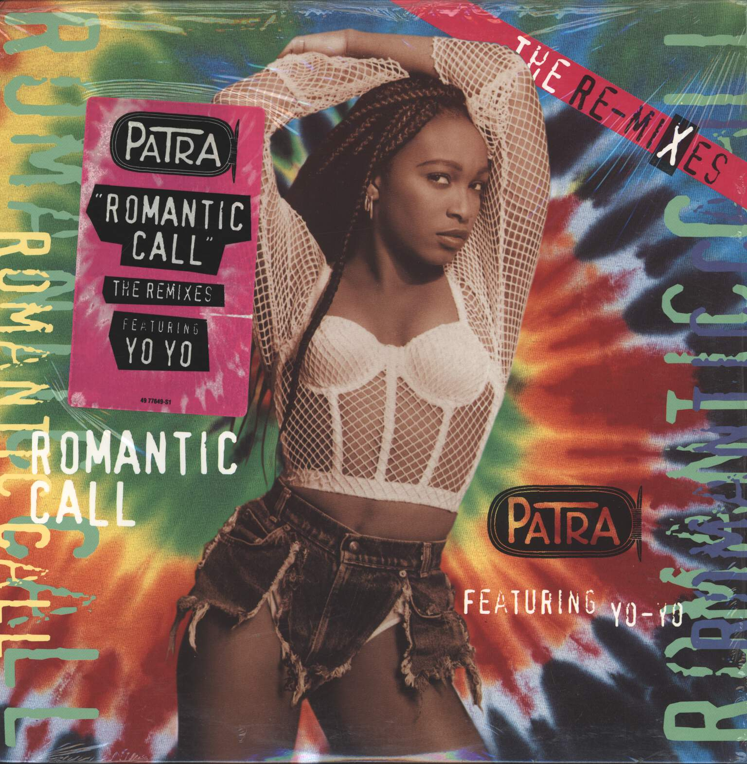 "Patra: Romantic Call, 12"" Maxi Single (Vinyl)"