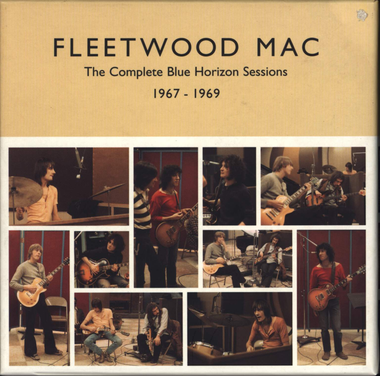 Fleetwood Mac: The Complete Blue Horizon Sessions, CD