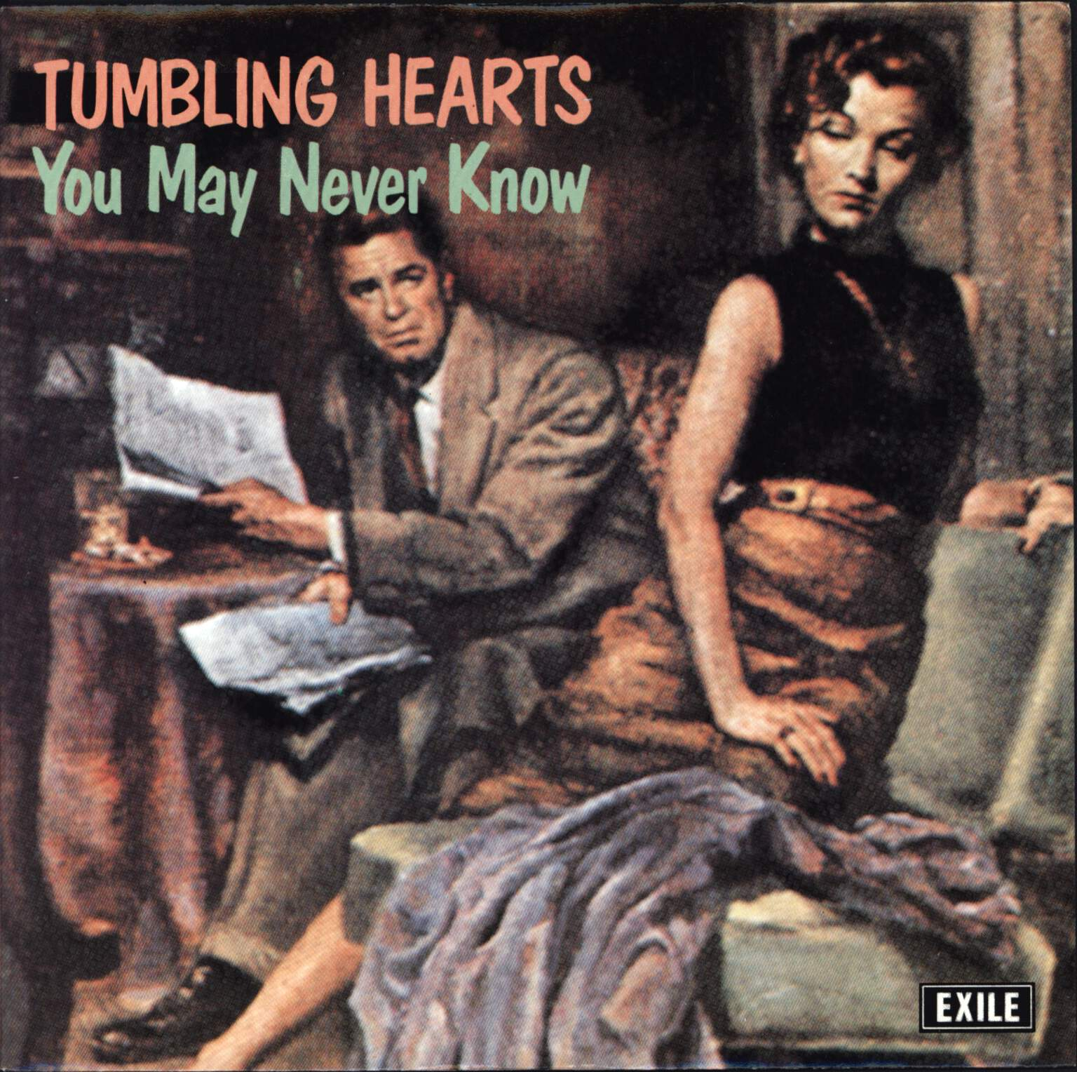 "Tumbling Hearts: You May Never Know, 7"" Single (Vinyl)"