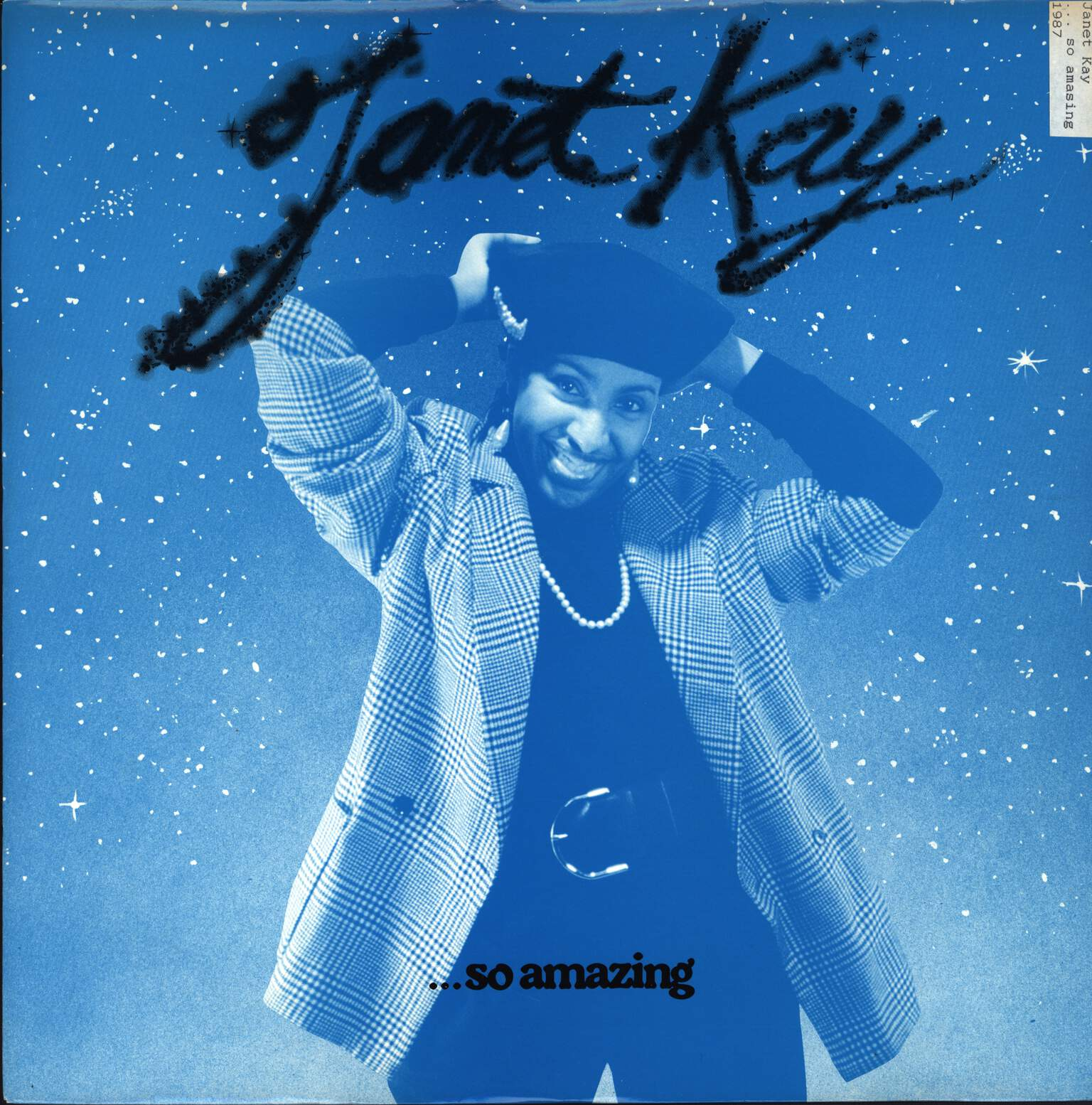"Janet Kay: So Amazing, 12"" Maxi Single (Vinyl)"