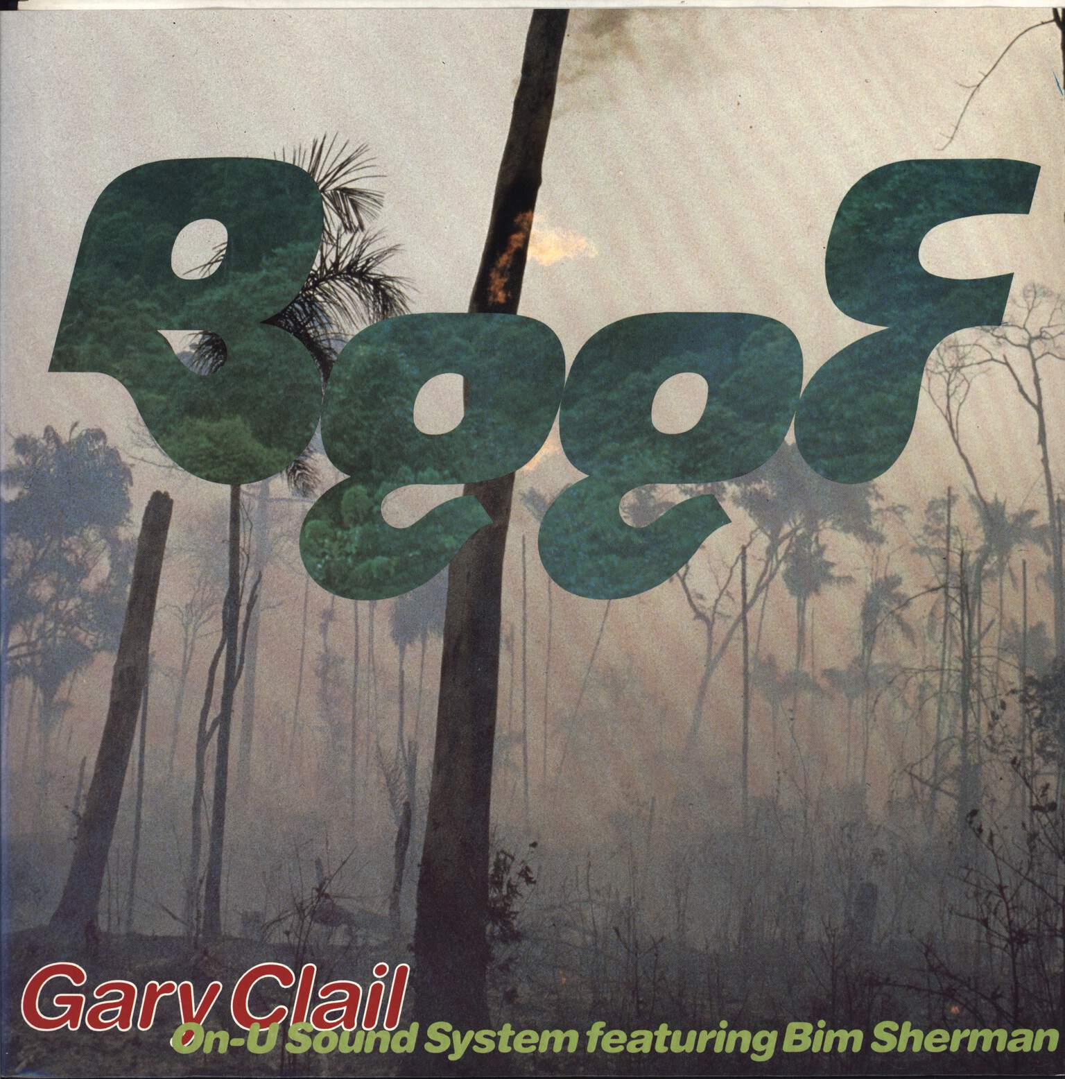 "Gary Clail & On-U Sound System: Beef, 12"" Maxi Single (Vinyl)"