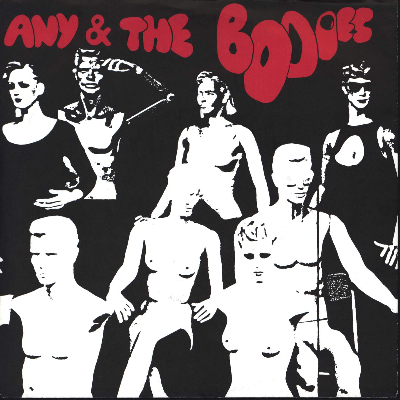 "Any and the Bodies: Dead End Street / Bouncin' Ball, 7"" Single (Vinyl)"