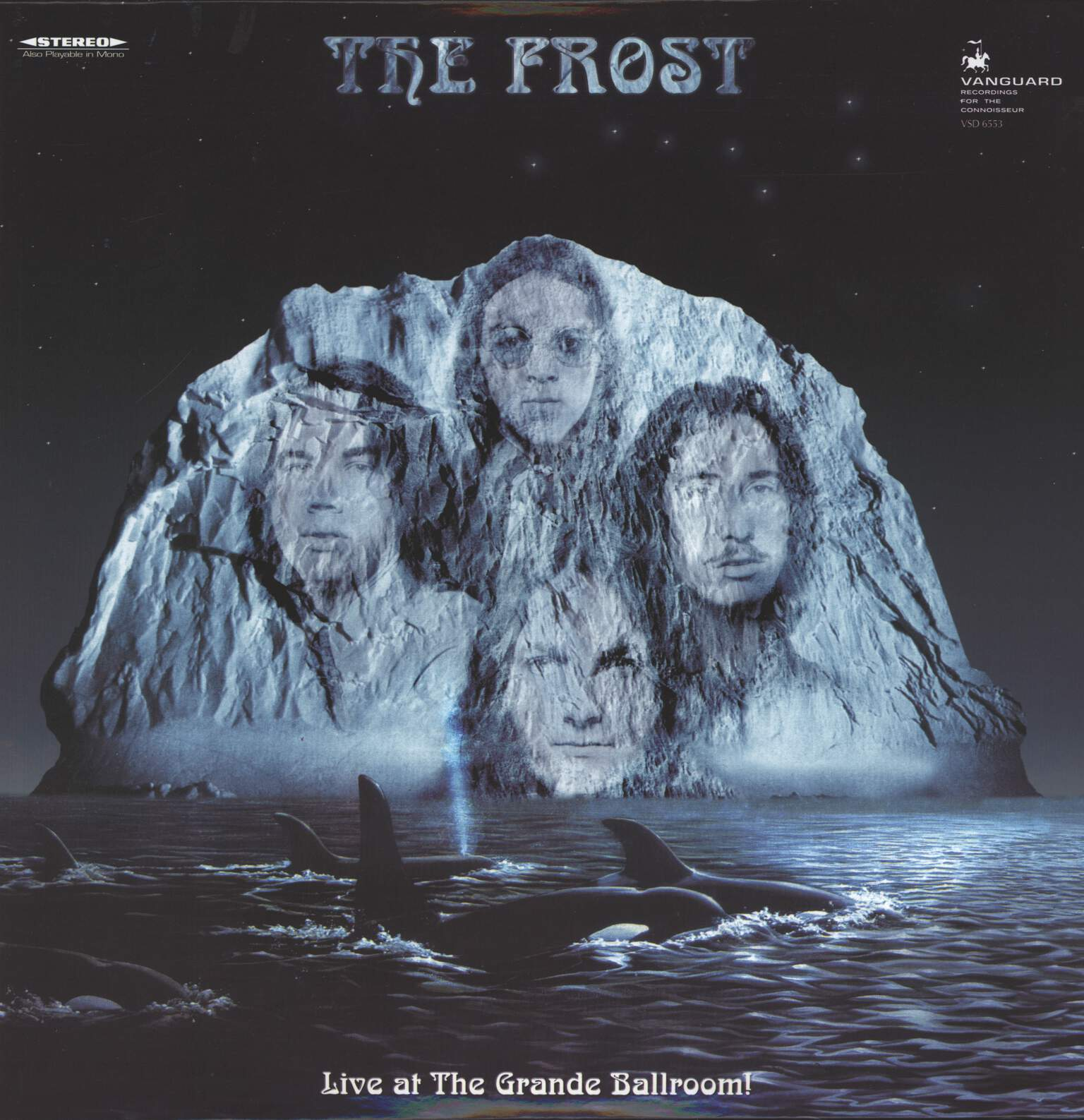 Frost: Live At The Grande Ballroom!, LP (Vinyl)