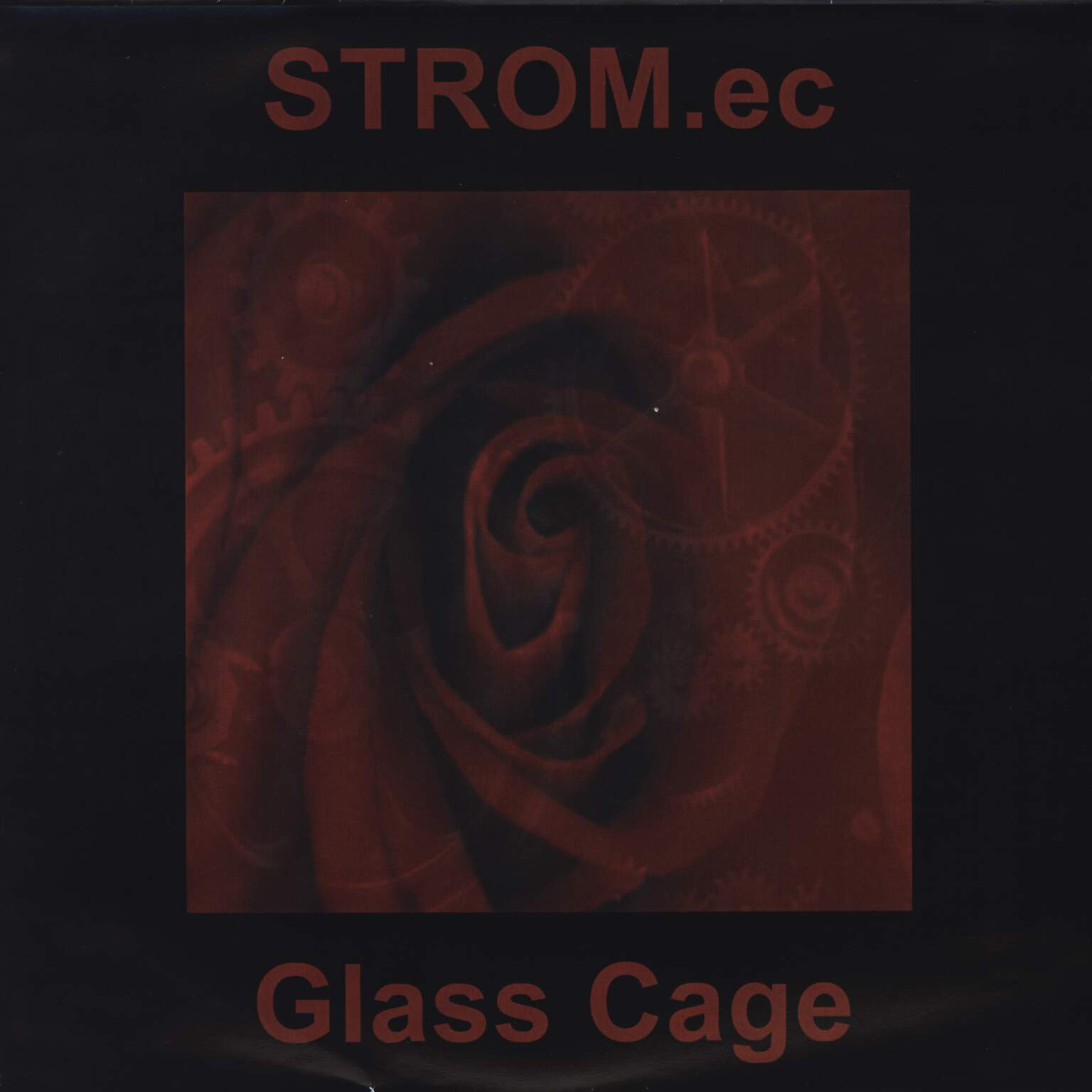 "Strom. Ec: Glass Cage, 7"" Single (Vinyl)"