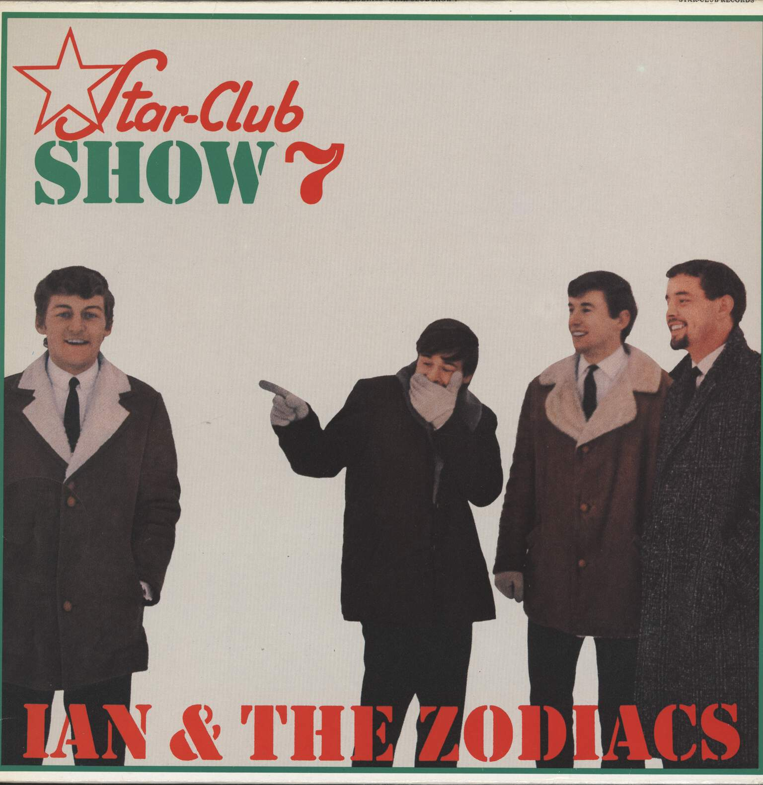 Ian & The Zodiacs: Star-Club Show 7, LP (Vinyl)