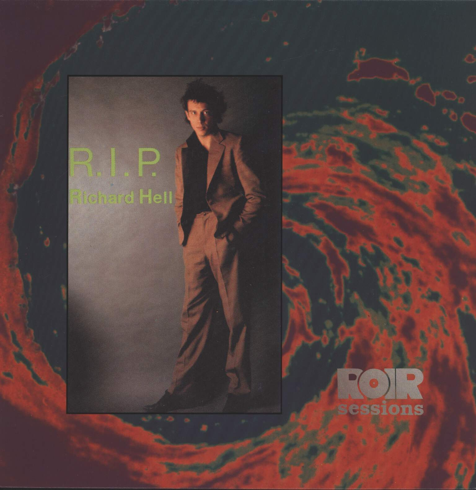 Richard Hell: R.I.P., LP (Vinyl)