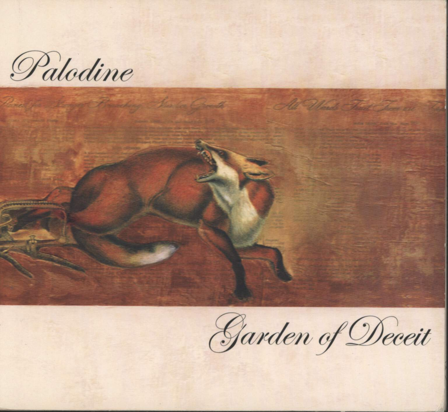 Palodine: Garden Of Deceit, CD