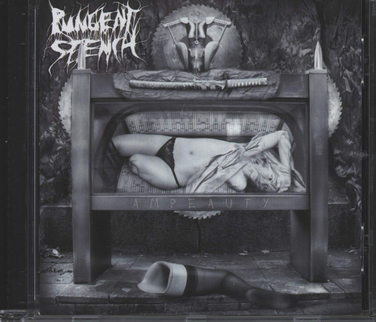 Pungent Stench: Ampeauty, CD