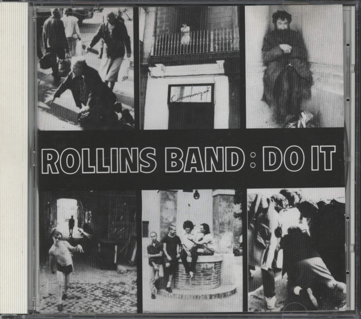 Rollins Band: Do It, CD