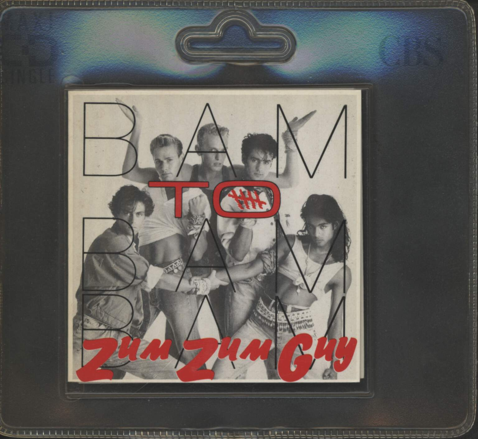 "Bam To Bam Bam: Zum Zum Guy, 3"" CD"