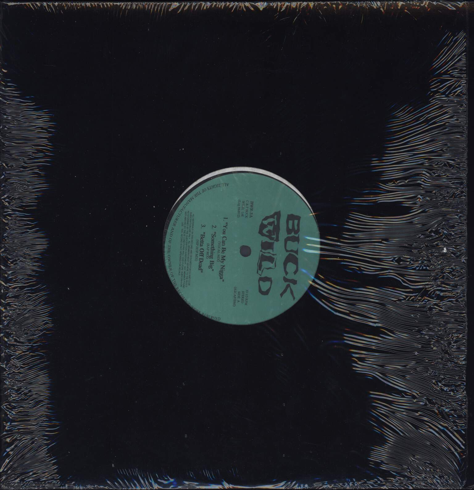 "Various: Untitled, 12"" Maxi Single (Vinyl)"