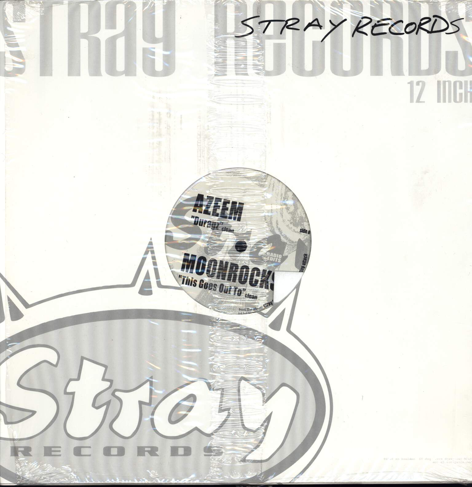 "Various: Stray From The Pack 12"" [Radio], 12"" Maxi Single (Vinyl)"