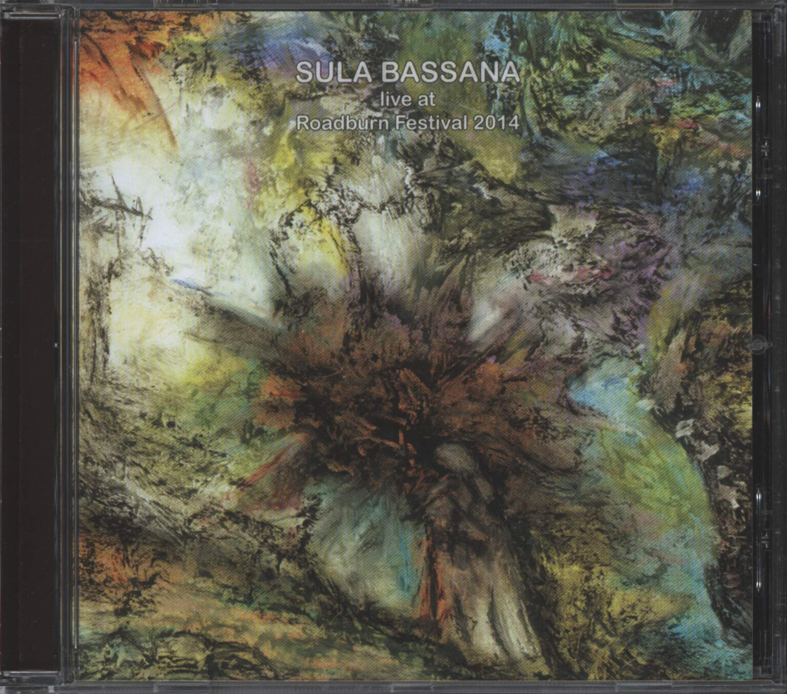 Sula Bassana: Live At Roadburn Festival 2014, CD