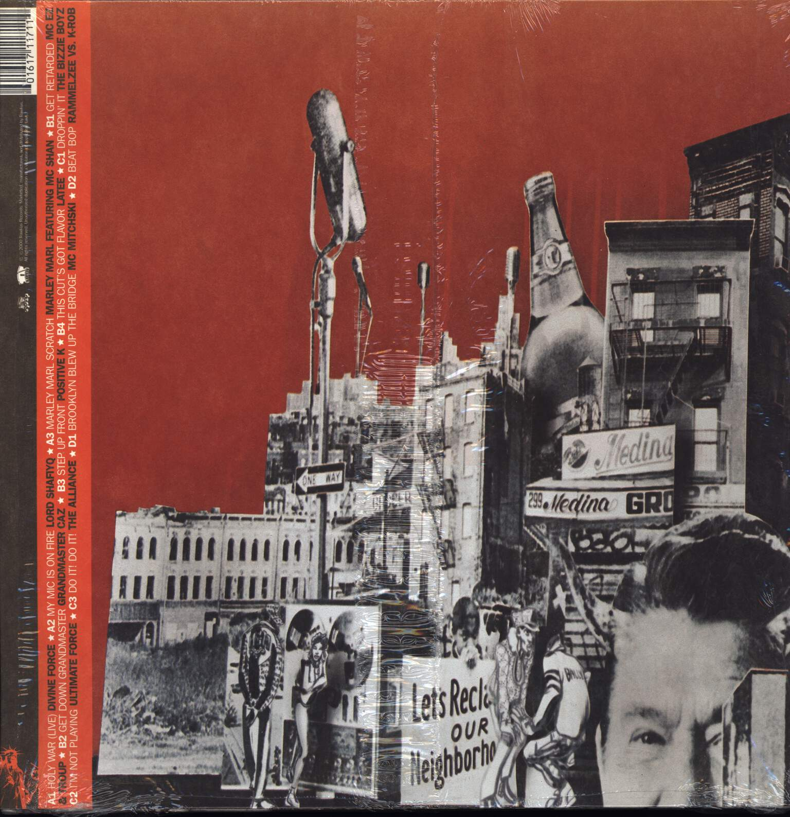 Various: Egotrip's The Big Playback, LP (Vinyl)